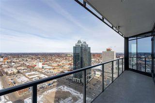 Photo 23: 2703 10360 102 Street in Edmonton: Zone 12 Condo for sale : MLS®# E4191596