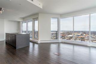 Photo 7: 2703 10360 102 Street in Edmonton: Zone 12 Condo for sale : MLS®# E4191596