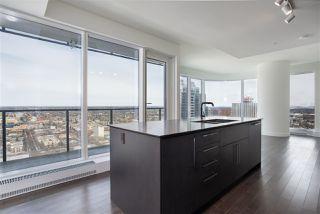 Photo 5: 2703 10360 102 Street in Edmonton: Zone 12 Condo for sale : MLS®# E4191596
