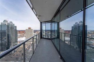 Photo 24: 2703 10360 102 Street in Edmonton: Zone 12 Condo for sale : MLS®# E4191596