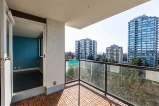 "Photo 15: 807 9521 CARDSTON Court in Burnaby: Government Road Condo for sale in ""Concord Place"" (Burnaby North)  : MLS®# R2445961"