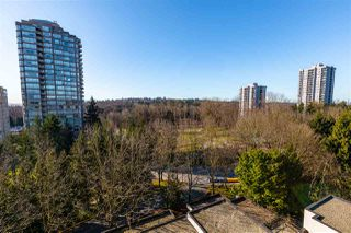 "Photo 16: 807 9521 CARDSTON Court in Burnaby: Government Road Condo for sale in ""Concord Place"" (Burnaby North)  : MLS®# R2445961"