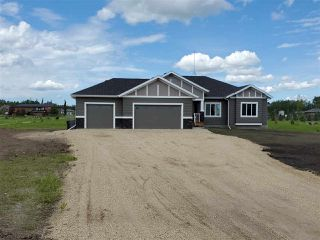Photo 1: 8 53521 RGE RD 272: Rural Parkland County House for sale : MLS®# E4196450