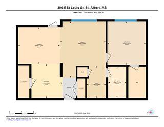 Photo 37: 306 5 ST LOUIS Street: St. Albert Condo for sale : MLS®# E4198241