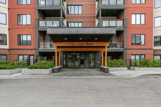 Photo 1: 306 5 ST LOUIS Street: St. Albert Condo for sale : MLS®# E4198241