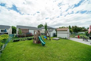 Photo 34: 104 Cedar Glen Road in Winnipeg: Whyte Ridge Residential for sale (1P)  : MLS®# 202013748