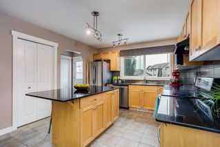 Photo 10: 75 LUXSTONE Point SW: Airdrie Semi Detached for sale : MLS®# A1033652