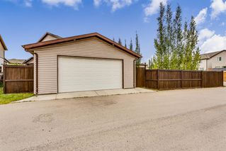 Photo 32: 75 LUXSTONE Point SW: Airdrie Semi Detached for sale : MLS®# A1033652