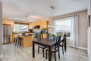 Photo 8: 75 LUXSTONE Point SW: Airdrie Semi Detached for sale : MLS®# A1033652