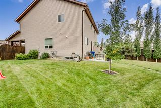 Photo 31: 75 LUXSTONE Point SW: Airdrie Semi Detached for sale : MLS®# A1033652