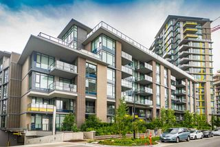 "Main Photo: 1601 8850 UNIVERSITY Crescent in Burnaby: Simon Fraser Univer. Condo for sale in ""THE PEAK AT THE SFU"" (Burnaby North)  : MLS®# R2510664"