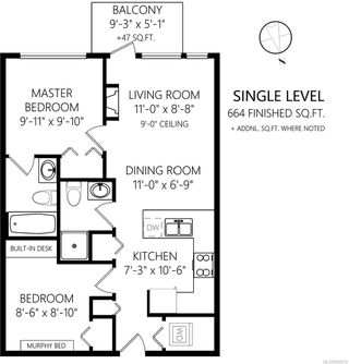 Photo 19: 207 825 Goldstream Ave in : La Langford Proper Condo for sale (Langford)  : MLS®# 860612