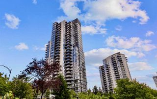 "Main Photo: 1202 288 UNGLESS Way in Port Moody: North Shore Pt Moody Condo for sale in ""CRESCENDO"" : MLS®# R2519527"
