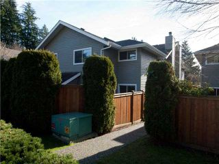 Photo 13: 2986 MT SEYMOUR Park in North Vancouver: Northlands Townhouse for sale : MLS®# V929953