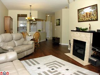 "Photo 4: 415 3176 GLADWIN Road in Abbotsford: Central Abbotsford Condo for sale in ""REGENCY PARK"" : MLS®# F1205702"