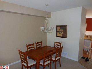 "Photo 6: 50 15065 58TH Avenue in Surrey: Sullivan Station Townhouse for sale in ""Springhill Complex"" : MLS®# F1210016"