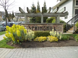 "Photo 13: 50 15065 58TH Avenue in Surrey: Sullivan Station Townhouse for sale in ""Springhill Complex"" : MLS®# F1210016"