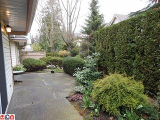 "Photo 9: 17 9971 151ST Street in Surrey: Guildford Townhouse for sale in ""SPENCERS GATE"" (North Surrey)  : MLS®# F1210468"