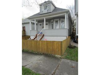 Photo 1: 514 Walker Avenue in WINNIPEG: Manitoba Other Residential for sale : MLS®# 1208810