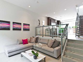 Main Photo: 8 2188 W 8TH Avenue in Vancouver: Kitsilano Townhouse for sale (Vancouver West)  : MLS®# V952299