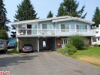 Photo 1: 3927 205B Street in Langley: Brookswood Langley House for sale : MLS®# F1220895
