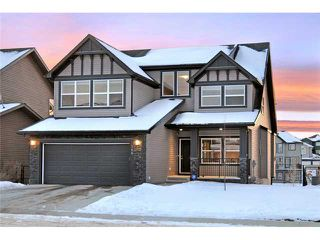 Photo 1: 144 Rainbow Falls Manor: Chestermere Residential Detached Single Family for sale : MLS®# C3549630