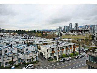 "Photo 9: 705 587 W 7TH Avenue in Vancouver: Fairview VW Condo for sale in ""AFFINITI"" (Vancouver West)  : MLS®# V999925"