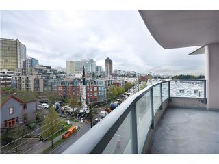 "Photo 8: 705 587 W 7TH Avenue in Vancouver: Fairview VW Condo for sale in ""AFFINITI"" (Vancouver West)  : MLS®# V999925"