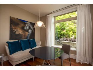 "Photo 3: # 103 2575 GARDEN CT in West Vancouver: Whitby Estates Townhouse for sale in ""AERIE 11"" : MLS®# V1011354"
