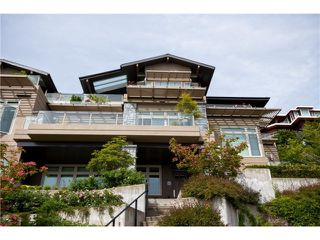 "Photo 12: # 103 2575 GARDEN CT in West Vancouver: Whitby Estates Townhouse for sale in ""AERIE 11"" : MLS®# V1011354"