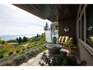 "Photo 10: # 103 2575 GARDEN CT in West Vancouver: Whitby Estates Townhouse for sale in ""AERIE 11"" : MLS®# V1011354"