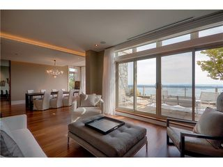 "Photo 1: # 103 2575 GARDEN CT in West Vancouver: Whitby Estates Townhouse for sale in ""AERIE 11"" : MLS®# V1011354"
