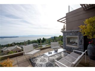 "Photo 9: # 103 2575 GARDEN CT in West Vancouver: Whitby Estates Townhouse for sale in ""AERIE 11"" : MLS®# V1011354"
