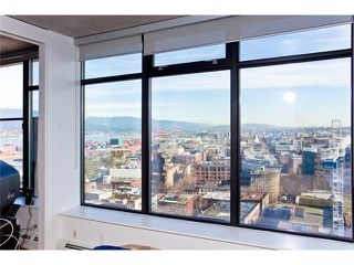 Photo 9: # 1802 108 W CORDOVA ST in Vancouver: Downtown VW Condo for sale (Vancouver West)  : MLS®# V867532