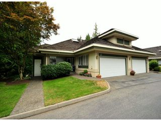 Photo 2: 27 4001 OLD CLAYBURN Road in Abbotsford: Abbotsford East Townhouse for sale : MLS®# F1319230