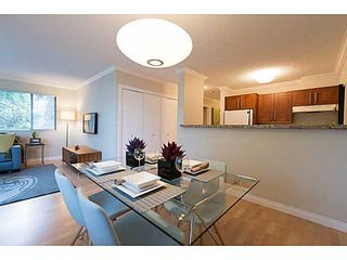 Photo 3: # 307 1508 MARINER WK in Vancouver: False Creek Condo for sale (Vancouver West)  : MLS®# V1025124