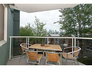 Photo 10: # 307 1508 MARINER WK in Vancouver: False Creek Condo for sale (Vancouver West)  : MLS®# V1025124
