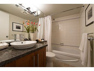 Photo 9: # 307 1508 MARINER WK in Vancouver: False Creek Condo for sale (Vancouver West)  : MLS®# V1025124