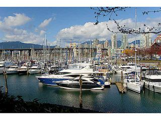 Photo 17: # 307 1508 MARINER WK in Vancouver: False Creek Condo for sale (Vancouver West)  : MLS®# V1025124