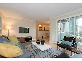 Photo 2: # 307 1508 MARINER WK in Vancouver: False Creek Condo for sale (Vancouver West)  : MLS®# V1025124