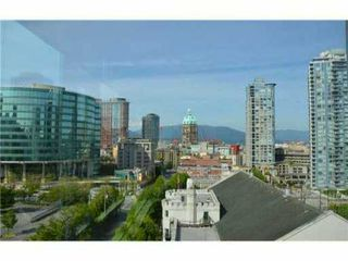 Photo 1: # 1212 161 W GEORGIA ST in Vancouver: Downtown VW Condo for sale (Vancouver West)  : MLS®# V1021328