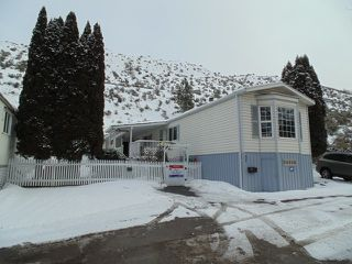 Photo 1: 37 4395 E Trans Canada Hwy in Kamloops: Dallas Manufactured Home for sale : MLS®# 120207