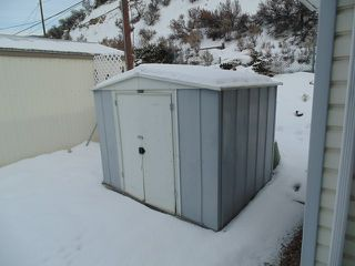 Photo 19: 37 4395 E Trans Canada Hwy in Kamloops: Dallas Manufactured Home for sale : MLS®# 120207