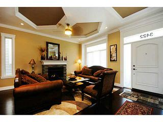 Photo 7: 3422 GISLASON Avenue in Coquitlam: Burke Mountain House for sale : MLS®# V1074935