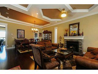 Photo 6: 3422 GISLASON Avenue in Coquitlam: Burke Mountain House for sale : MLS®# V1074935