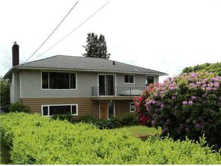 "Photo 1: 7056 GIBSON Street in Burnaby: Montecito House for sale in ""MONTECITO"" (Burnaby North)  : MLS®# V1079887"