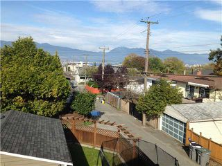 Photo 19: 3621 W 20TH AV in Vancouver: Dunbar House for sale (Vancouver West)  : MLS®# V1089715
