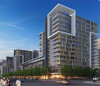 Main Photo: 211-1783 Manitoba Street in Vancouver: False Creek Condo for rent (Vancouver West)