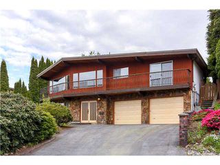 Photo 1: 3216 BOSUN PL in Coquitlam: Ranch Park House for sale : MLS®# V1119813