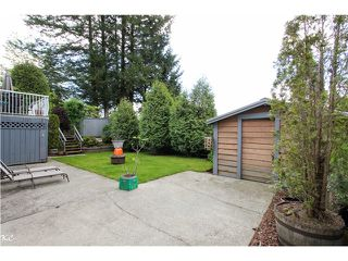 Photo 19: 33196 ROSE AV in Mission: Mission BC House for sale : MLS®# F1440364